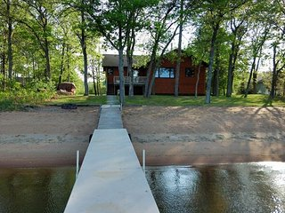 Private Home on Leech Lake w/ Boat Lift - Walker vacation rentals