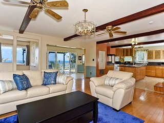 Spectacular Oceanfront Oasis for a Family Vacation - Laie vacation rentals