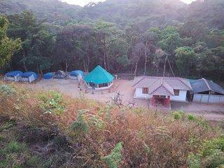 Economy Tents VasanthaParadise - Sakleshpur vacation rentals
