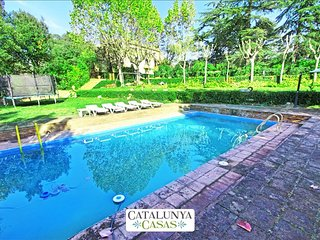 Traditional Vilanova villa in the Catalonian countryside, only 30 minutes from - Vallromanas vacation rentals