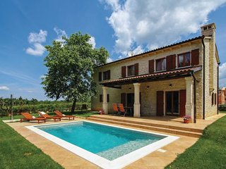 3 bedroom Villa in Visnjan, Istria, Croatia : ref 2095242 - Diklici vacation rentals