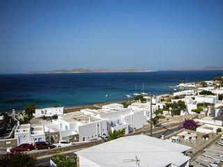 Mykonos Moussa Suites, Suite Thalia - Agios Ioannis vacation rentals