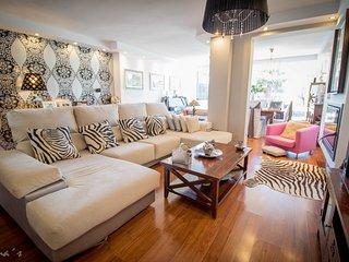 Spectacular house in a very quiet neighborhood - Benalmadena vacation rentals