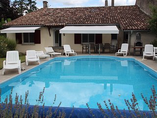 Walking distance of the beautiful Bastide village of Monsegur - Monsegur (Gironde) vacation rentals