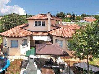 4 bedroom Villa in Umag-Kastel, Umag, Croatia : ref 2183870 - Kastel vacation rentals