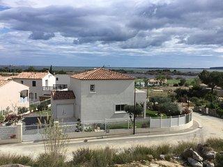 Agréable villa avec son jardin - La Palme vacation rentals