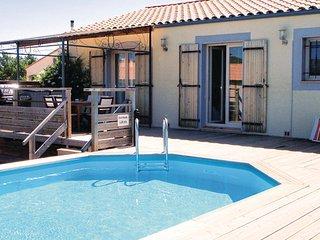 3 bedroom Villa in Tuchan, Aude, France : ref 2220568 - Tuchan vacation rentals