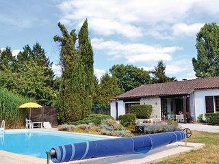 3 bedroom Villa in Vergt, Dordogne, France : ref 2221158 - Vergt vacation rentals