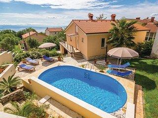 4 bedroom Villa in Opatija-Ika, Opatija, Croatia : ref 2238471 - Opric vacation rentals