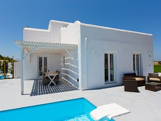 Three Bedroom Elegant Villa Sea View with Private Pool - Stelida vacation rentals