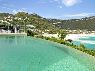 Villa Eimeo amazing view on the Caribbean ocean and the neighboring islands - Gustavia vacation rentals