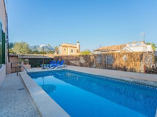 4 bedroom Villa in El Toro, Mallorca, Mallorca : ref 2259695 - El Toro vacation rentals