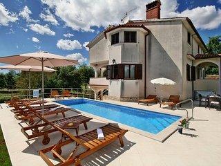 4 bedroom Villa in Porec-Micetici, Porec, Croatia : ref 2277697 - Zbandaj vacation rentals