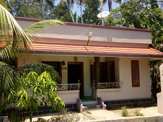 3 bedroom House with Satellite Or Cable TV in Varkala - Varkala vacation rentals
