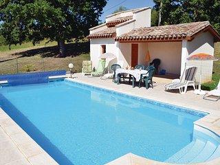 5 bedroom Villa in Montlauzun, Lot, France : ref 2279500 - Sainte-Juliette vacation rentals