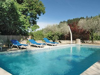 3 bedroom Villa in Le Boisset, Vaucluse, France : ref 2279612 - Saint-Martin-de-Castillon vacation rentals