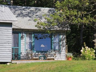 Dog Friendly Cottage on 60 Maine Oceanfront Acres - Brooksville vacation rentals