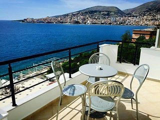Nice Condo with Television and Balcony - Sarande vacation rentals