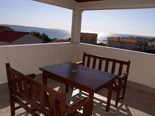 Apartment Marin - Two Bedroom Apartment with Sea View - Povljana vacation rentals