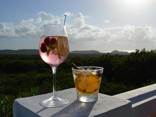Hidden Ruby Curaçao, Sea & Garden view apartment - Willibrordus vacation rentals