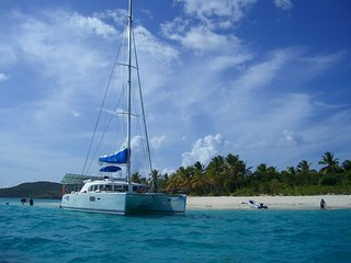 Catamaran All Inclusive Crewed Charter BVI/USVI 4 cabins up to 8 guests - Road Town vacation rentals