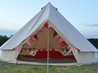 1 bedroom Yurt with Grill in Marden - Marden vacation rentals