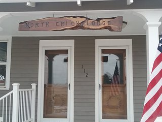 North Crick Lodge in Bow Valley, Nebraska - Hartington vacation rentals