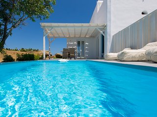 2 Bedroom Signature Villa Sea View Private Pool - Stelida vacation rentals