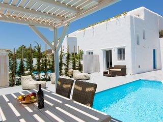 2 Bedroom Excecutive Villa Sea View with Private Pool 2 - Stelida vacation rentals