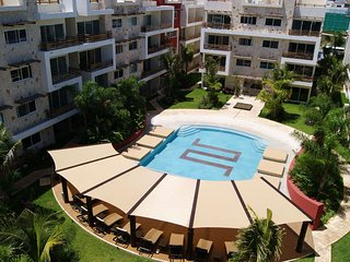 Amazing Penthouse sleeps 7 - Playa del Carmen vacation rentals