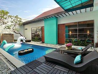 Family 5 Bedroom Pool Villa in Legian - Seminyak vacation rentals
