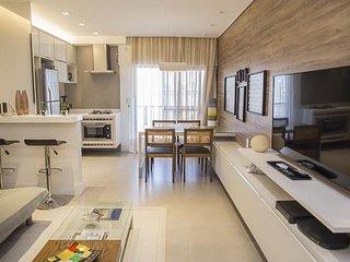 Leblon - Flat 1 bedroom balcony with ocean view LO903 - Rio de Janeiro vacation rentals