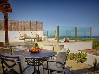 4BR/Two-Story Penthouse w/Private Roof Top Terrace - San Jose Del Cabo vacation rentals