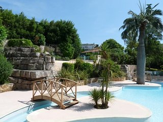 Prince de Galles 1 Bedroom Flat with a Pool and Terrace - Cannes vacation rentals