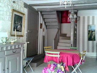 Le Clos des Kaline , maison de campagne de charme - La Roche-Posay vacation rentals