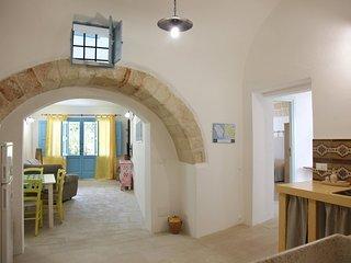 LA CORTE DEI COLORI appartamento giallo - Spongano vacation rentals