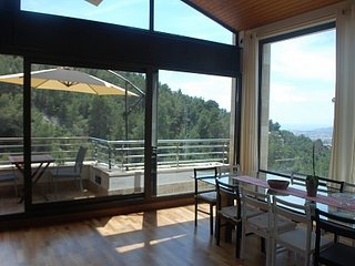 Sitges Hills, Seaview Villa  Incl. Daily Cleaning, Free Transport to centre, AC. - Sitges vacation rentals
