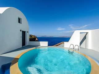 Blue Villas | Serenity | Luxury suites - Akrotiri vacation rentals