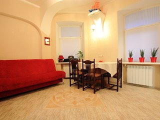 Apartment EdemvPiter Malookhtinsky - Krasnogvardeysky District vacation rentals