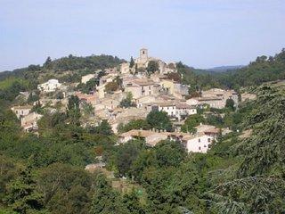 Gite Sud de France Carcassonne Montagne noire chez Léa - Aragon vacation rentals