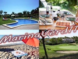 Villa au golf Bonmont à 10 minutes des plages! - Mont-roig del Camp vacation rentals