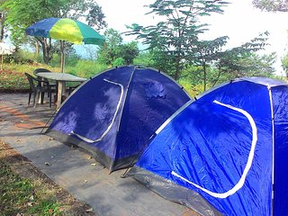 3 bedroom Tented camp with Mountain Views in Panchgani - Panchgani vacation rentals