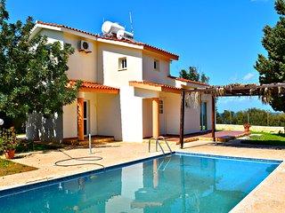 Latchi Villa - Stunning Uninterrupted Sea Views - Tourist Location- Private Pool - Latchi vacation rentals