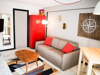 STUDIO CLASSE 2 ** 150 M  PLAGE Biarritz - Biarritz vacation rentals