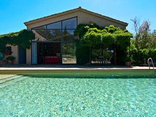 XVIII Century Barn Conversion Set in Paddocks and Woodland With Horses & Pool - Caldes de Malavella vacation rentals