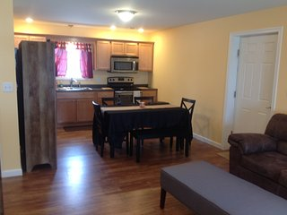 New two bedroom duplex in heart of Presque Isle! (Second unit) - Presque Isle vacation rentals