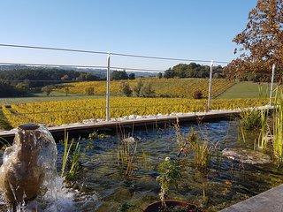 La Gironie: charme, quiétude. 4 étoiles  et 4 clés du tourisme de Dordogne. - Pomport vacation rentals