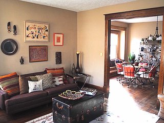 4 Bedroom Beautiful Historic Home close to Downtown & Broad Ripple - Indianapolis vacation rentals