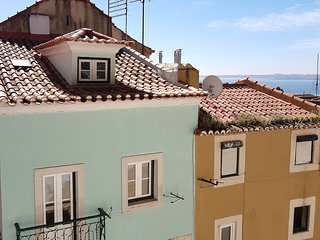 ESTEVAO III - Alfama Duplex for 4 ! - Lisbon vacation rentals