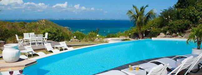 Villa Caye Blanche 5 Bedroom SPECIAL OFFER - Anse Marcel vacation rentals